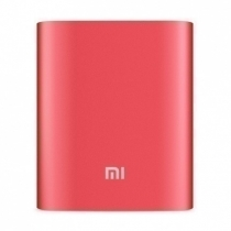 Универсальная батарея Xiaomi Mi power bank 10000mAh Red ORIGINAL