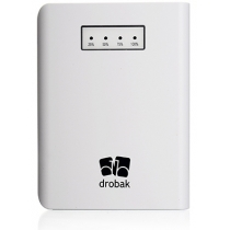Универсальная батарея Drobak Power-8800 (Li-Ion / White)