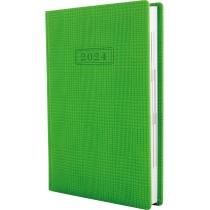 Ежедневник датированный 2020, GLEN , салатовый, А5