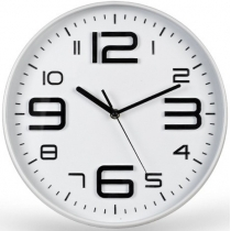 Годинник настінний MODERNO, чорний