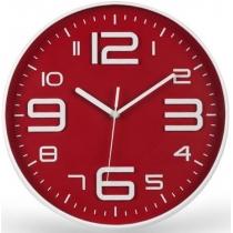 Годинник настінний MODERNO, червоний