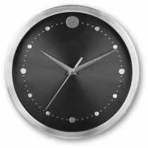 Годинник настінний TWINGO, чорний