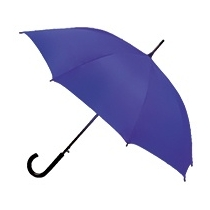 Зонт трость автомат. CLASSIC, темно синий