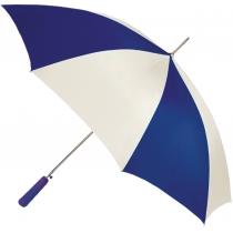 Зонт трость автомат. SUPERSTAR, сине-белый