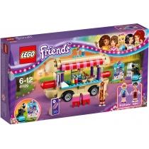 """Конструктор Лего """"Фургон с хот-догами в парке развлечений"""""""
