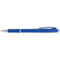 Ручка шариковая ECONOMIX PROMO BOLIDE. Корпус синий, пишет синим