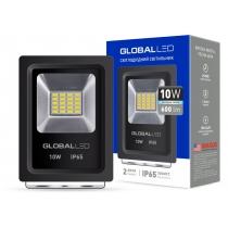 Прожектор светодиодный Flood Light 10W 5000K, Global Источники света