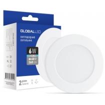 Світильник світлодіодний SPN 6W 4100K C, Global Джерела світла