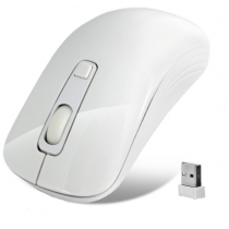Мышь беспроводная CROWN CMM-918W белая