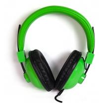 Наушники CROWN CMH-910 цвет зеленый