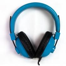 Наушники CROWN CMH-910 цвет синий