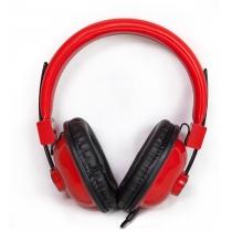 Наушники CROWN CMH-910 цвет красный