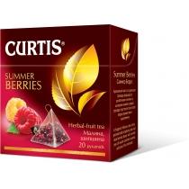 Чай CURTIS Саммер Берис 20 шт х 1,7 г из суданской розы каркаде с шипшиной