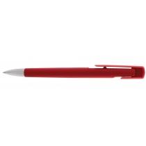 Ручка шариковая OPTIMA PROMO SYDNEY. Корпус красный, пишет синим.