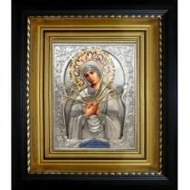 """Икона """"Пресвятая Богородица Семистрельная"""""""