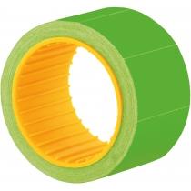 Этикетки-ценники Economix 30х20 мм зеленые (200 шт./рул.), E21308-04