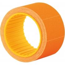 Этикетки-ценники Economix 30х20 мм оранжевые (200 шт./рул.), E21308-06