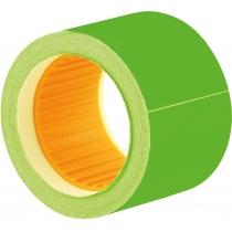 Этикетки-ценники Economix 50х40 мм зеленые (100 шт./рул.), E21310-04