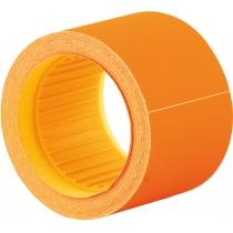 Этикетки-ценники Economix 50х40 мм оранжевые (100 шт./рул.), E21310-06