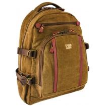 """Рюкзак 17"""", коричневый"""
