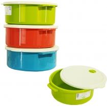 Емкость для хранения продуктов пластиковая QUELLA, 1500 мл, TM Bager