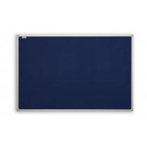 Доска текстильная в алюминиевой рамке C-line, 120x90 см