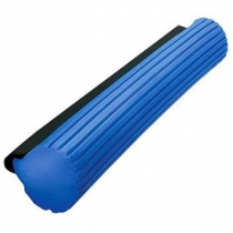 Губка для швабры SUPERMOP 27 см твердая синяя