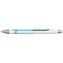 Ручка шариковая автомат. Schneider EPSILON бело-голубой