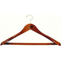 Вешалка для тяжелой одежды VILAND, вишня