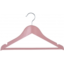 Вешалка подростковая МД для одежды, розовая