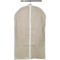 Чехол для одежды МД, бежевый, 100 х 60 см