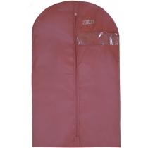 Чехол для одежды VILAND, бордовый, 100 х 60 см