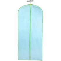 Чехол для одежды МД, голубой, 100 х 60 см