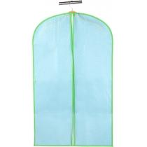 Чехол для одежды МД, голубой, 135 х 60 см
