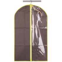 Чехол для одежды МД, коричневый, 100 х 60 см