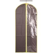 Чехол для одежды МД, коричневый, 135 х 60 см