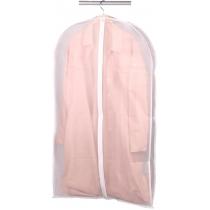 Чехол для одежды МД, прозрачный, 100 х 60 х 5 см