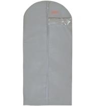 Чехол для одежды VILAND, серый 150х60 см