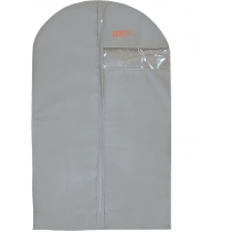 Чехол для одежды VILAND, серый 100 х 60 см