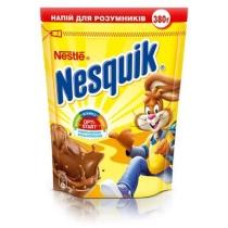 Напиток из какао Nesquik Opti-Start растворимый, 380г
