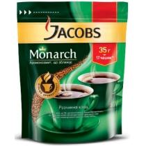 Кава розчинна Jacobs Monarch економічного пакет, 35г