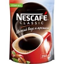 Кава розчинна NescafeClassic гранулювання 100% нат, 250г