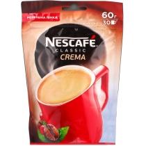 Кава розчинна Nescafe Classic Crema м / у, 60г
