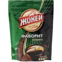 Кава розчинна Жокей Фаворит гранульований м / у, 130г