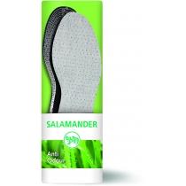 Стельки антибактериальные SALAMANDER, размер 36-46 для раскроя