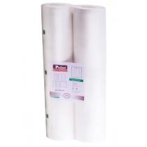 Простыни бумажные медицинские 2 слоя 2 шт Eco Point, в рулоне 50 м, белые