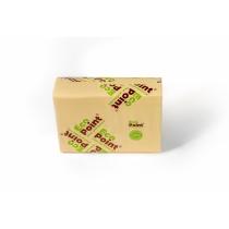 Полотенца бумажные 2 слоя Z сложения Eco Point Standart, 200 шт, интерфолд, белые