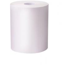 Полотенца бумажные 2 слоя Eco Point, в рулоне 150 м, с ламинацией, центральная вытяжка, белые