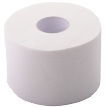 Туалетная бумага 2 слоя Eco Point целлюлоза 50 м, белая