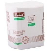 Салфетки диспенсерни Eco Point, 1 слой, 21 х 26 см, 200 шт